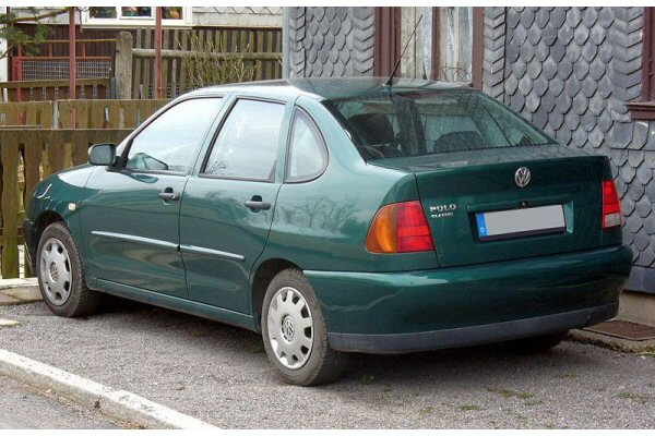Dublin Toyota Service >> VW Polo Saloon 1996 Jan onwards Towbar - McCabe - The ...