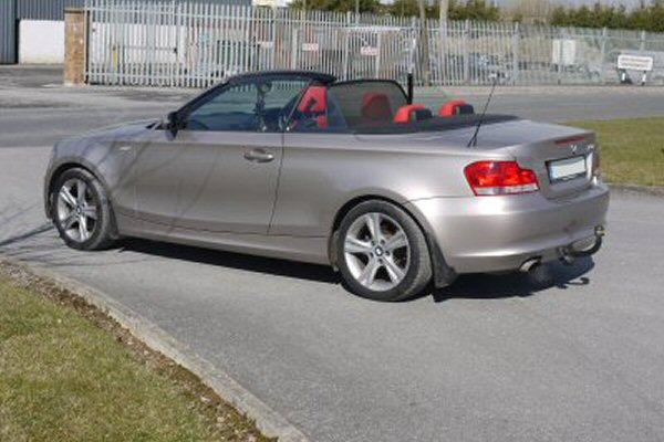 BMW 1 Series Convertible 2005 to 2012 Towbar - McCabe - The Towbar ...