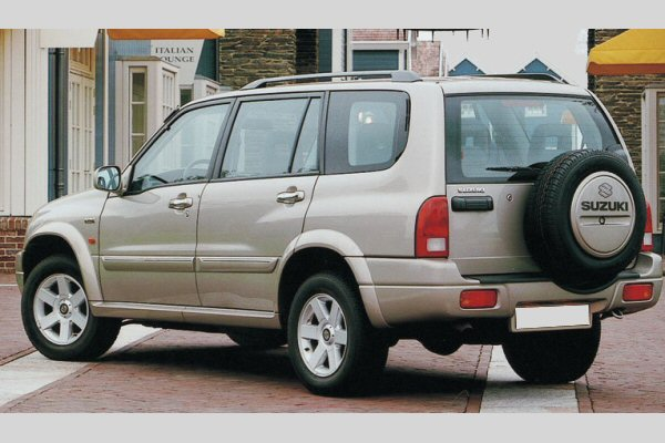 suzuki grand vitara xl7 1998 to oct 2005 towbar mccabe the towbar people. Black Bedroom Furniture Sets. Home Design Ideas