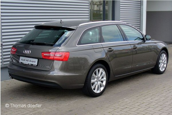 audi a6 c7 avant estate 2011 mar onwards towbar mccabe the towbar people. Black Bedroom Furniture Sets. Home Design Ideas