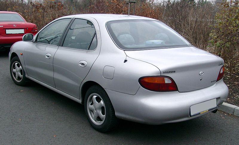 Hyundai Lantra Saloon 1995-Dec 2000 Towbar - McCabe - The ...