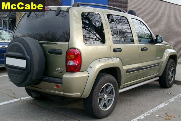 jeep cherokee kj 2002 to 2007 towbar mccabe the towbar. Black Bedroom Furniture Sets. Home Design Ideas