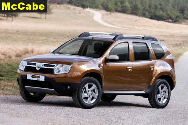 Dacia Duster 2012 To Jan 2015 Towbar Mccabe The Towbar