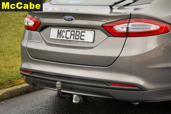 Ford Mondeo Hatch 2015 Jan Onwards Roof Rack System