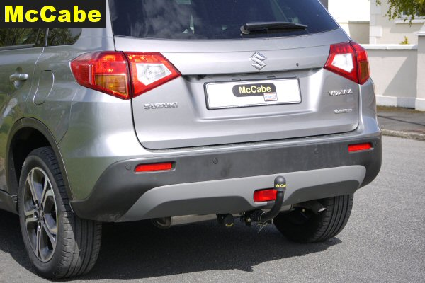 Suzuki Vitara 2015 Apr Onwards Towbar Mccabe The