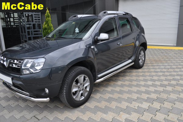 dacia duster 2015 jan onwards exterior styling mccabe the towbar people. Black Bedroom Furniture Sets. Home Design Ideas