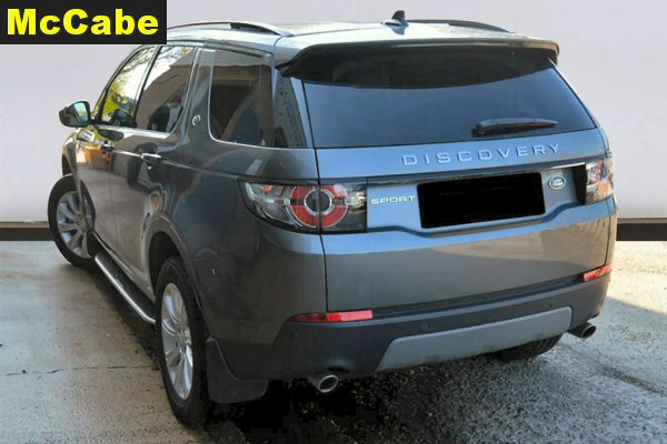 Land Rover Discovery Sport 2016 Jan Onwards With Rails