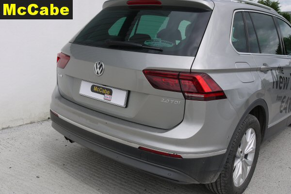 Vw Tiguan 2016 Apr Onwards Towbar Mccabe The Towbar People