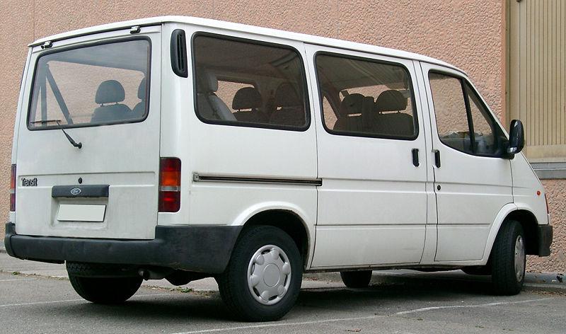 Van 1986 Mar to Apr 2000