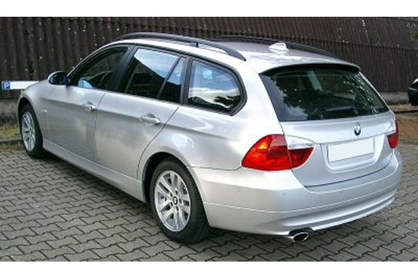 Bmw 3 Series E90 Touring 2005 Apr To Feb 2012 Roof Rack System
