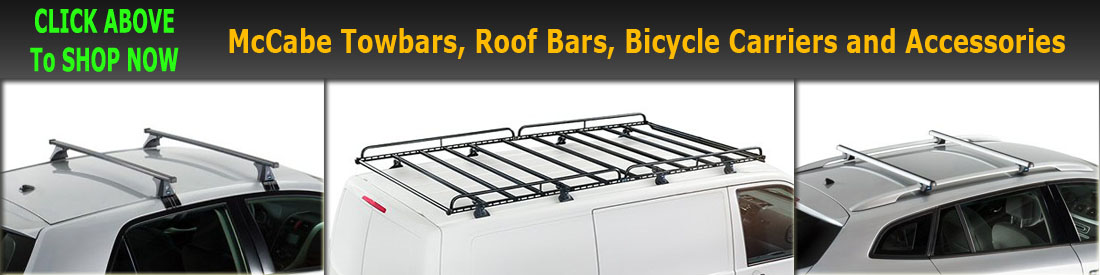 McCabe Roof Rack Systems