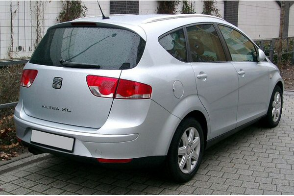 Seat Altea Xl 2007 Jan Onwards Roof Rack System Mccabe The