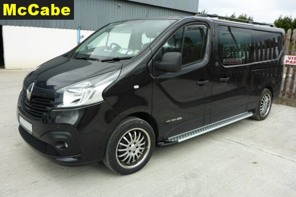 Opel Vivaro L2 H1 2014 September Onwards Exterior Styling