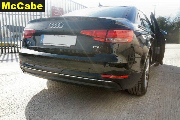 Audi A4 B9 Saloon Jan 2016 Onwards Towbar Mccabe The